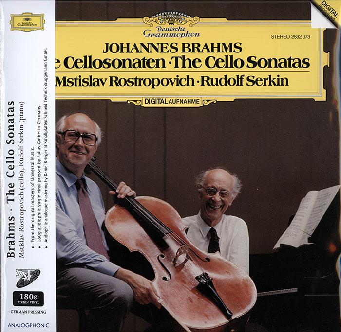 The Cello Sonatas