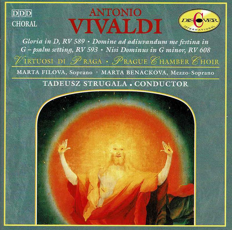Gloria / Nisi Dominus / Domine ad adiuvandum me festina