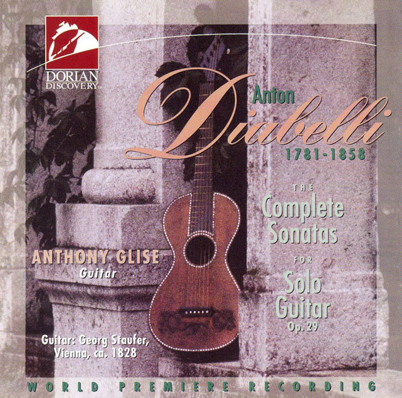 Complete Sonatas for Solo Guitar