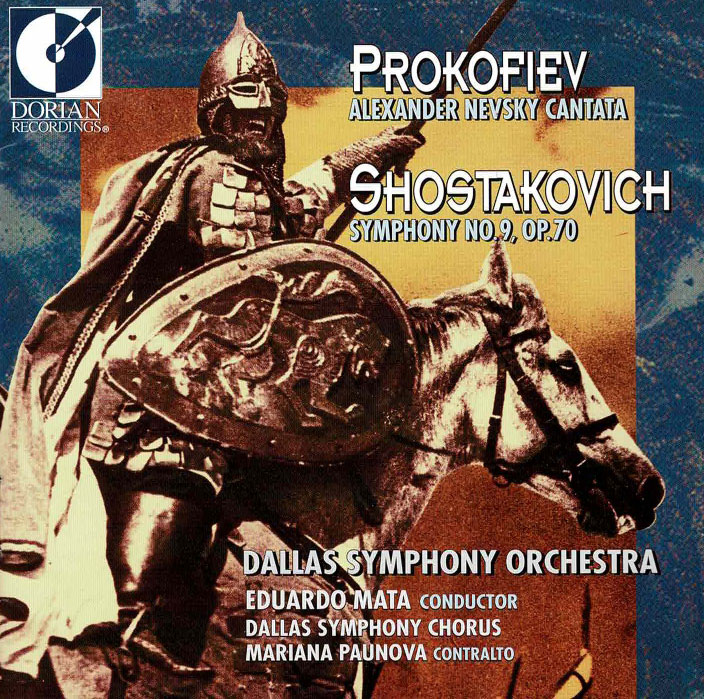 Alexander Nevsky Cantata / Symphony no. 9, op. 70