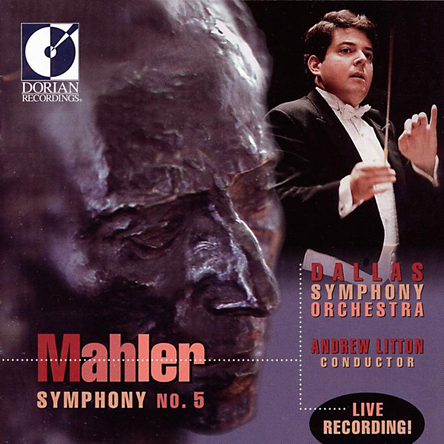 Symphony No. 5 - Recorded Live in Concert  image