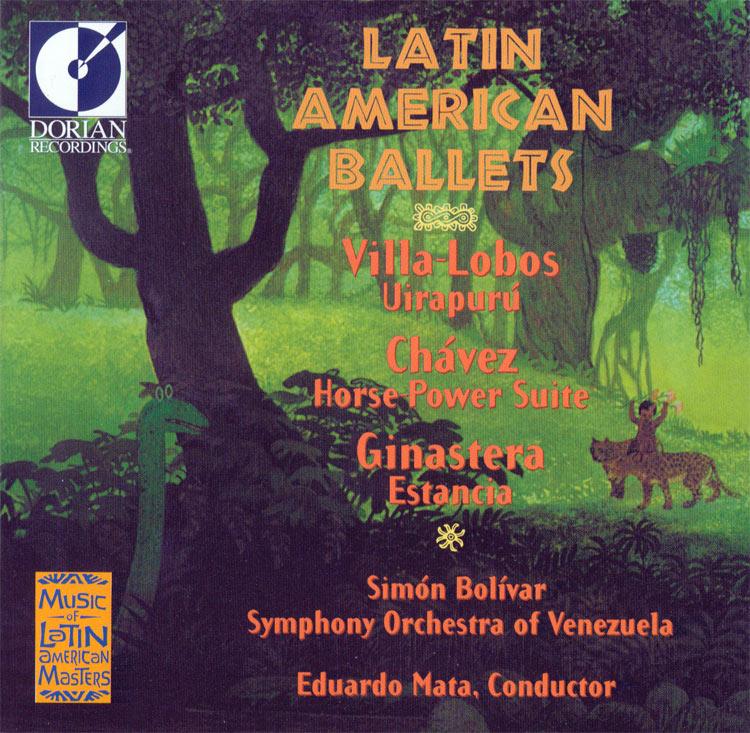 Latin American Ballets image