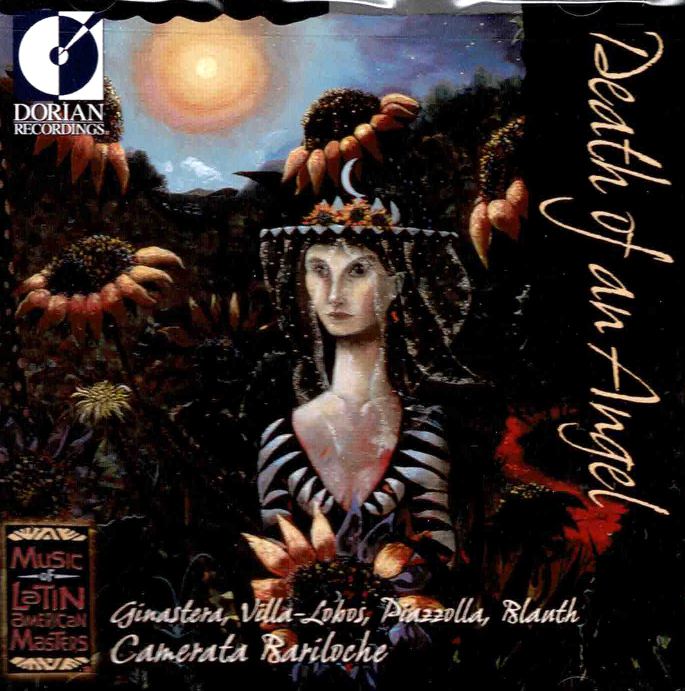 Death Of An Angel / Bachiana Brasileira no. 9 / Pampeana 1 / Concertino for Oboe and Strings