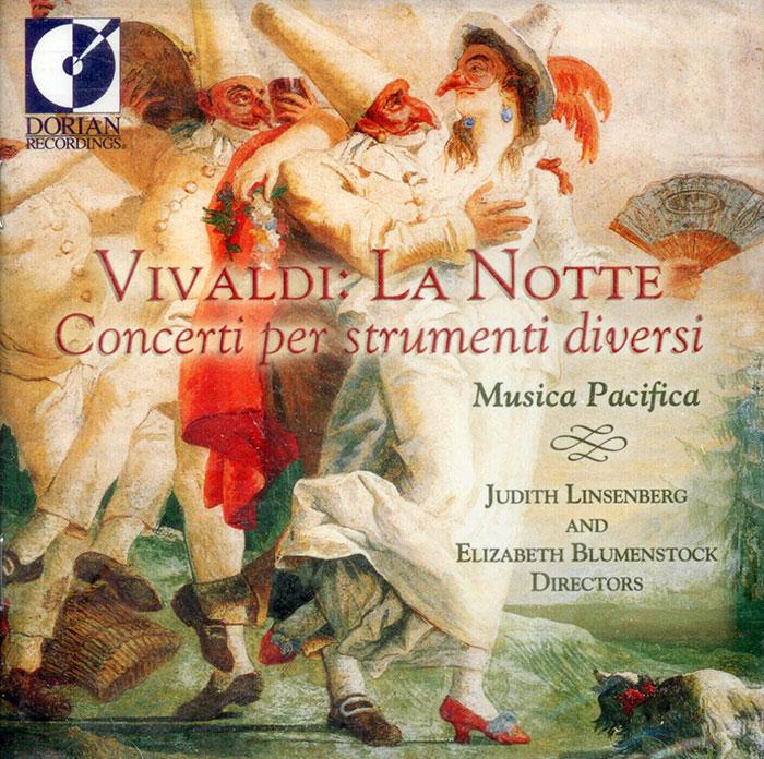 La Notte - Concerti per strumenti diversi