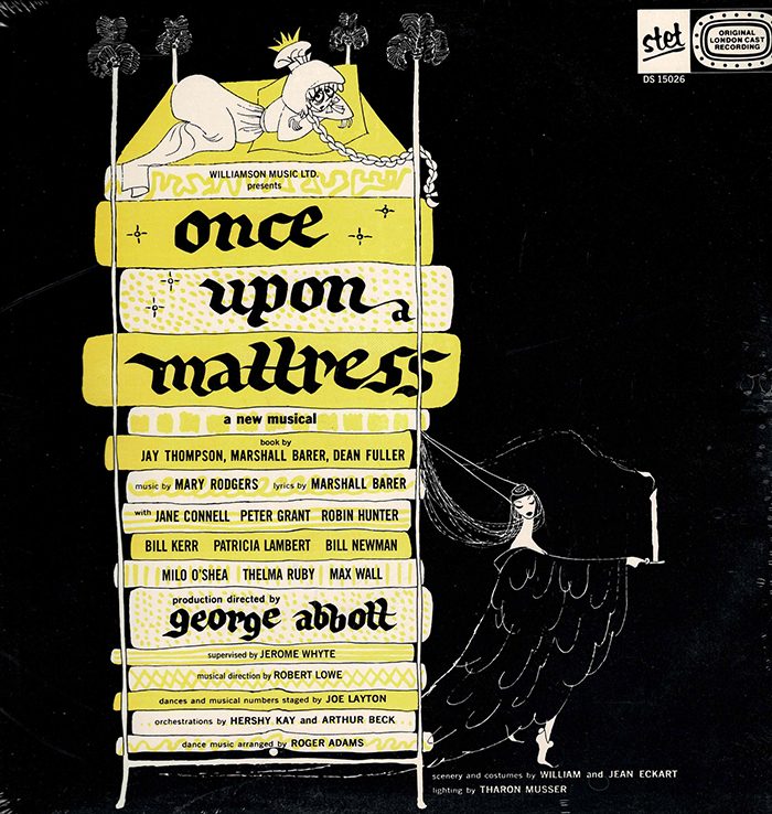 One upon a mattress image