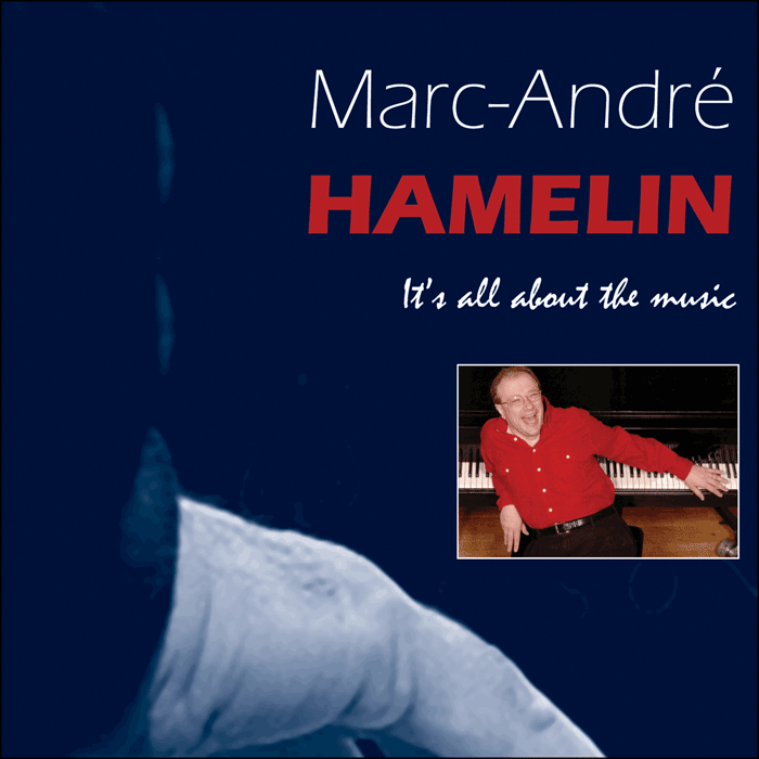 Hamelin: It's all about the music