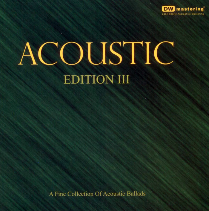 Acoustic Edition III