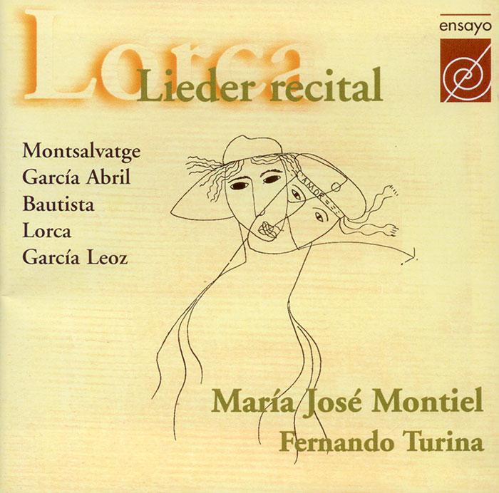 Lorca lieder recital