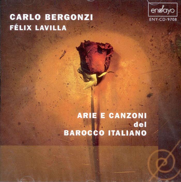 Arie e canzoni del barocco italiano image