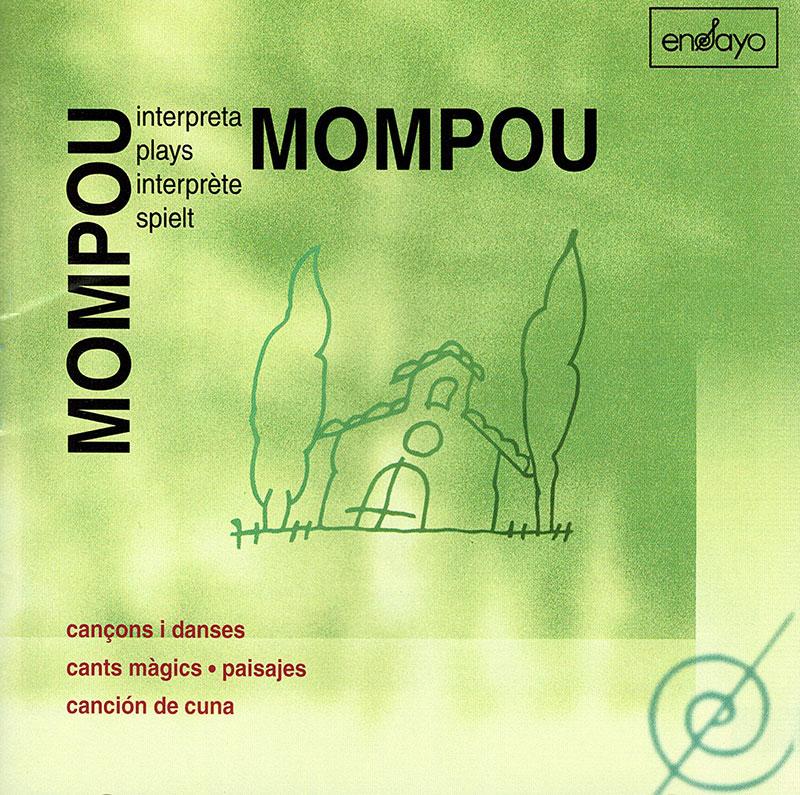 Mompou Plays Mompou image