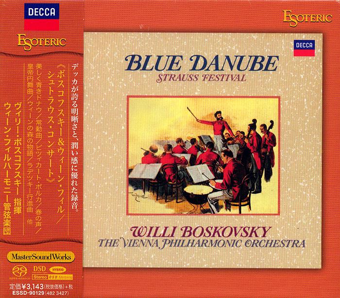 Blue Danube - Strauss Festival