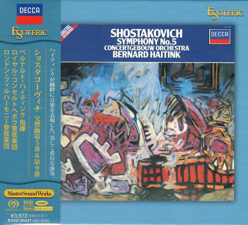 The Symphonies 5 & 9