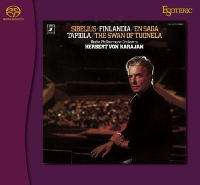 Symphony No. 2 in D major, Op. 43 / Finlandia / The Swan of Tuonela /