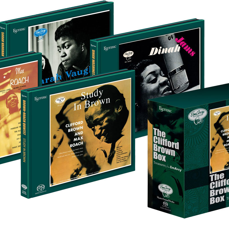The Clifford Brown Box Set image