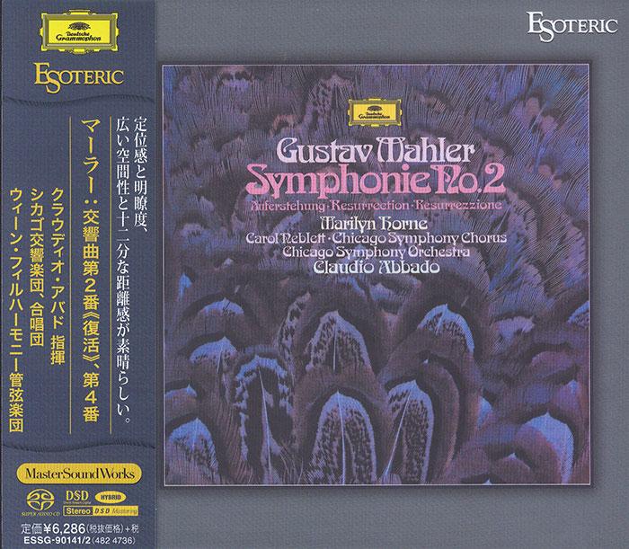 Symphony No. 4 / Symphony No. 2 'Resurrection'