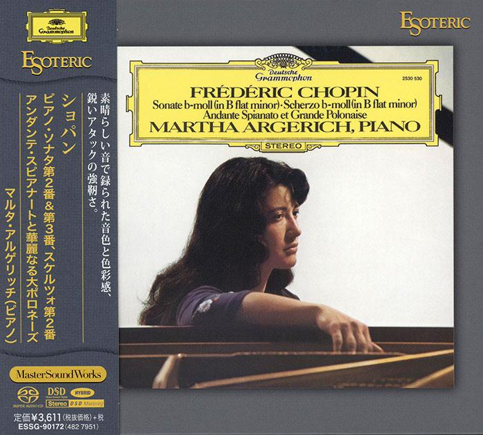 Piano Sonatas Nos. 2 & 3 / Andante spianato. Tranquillo - Polonaise