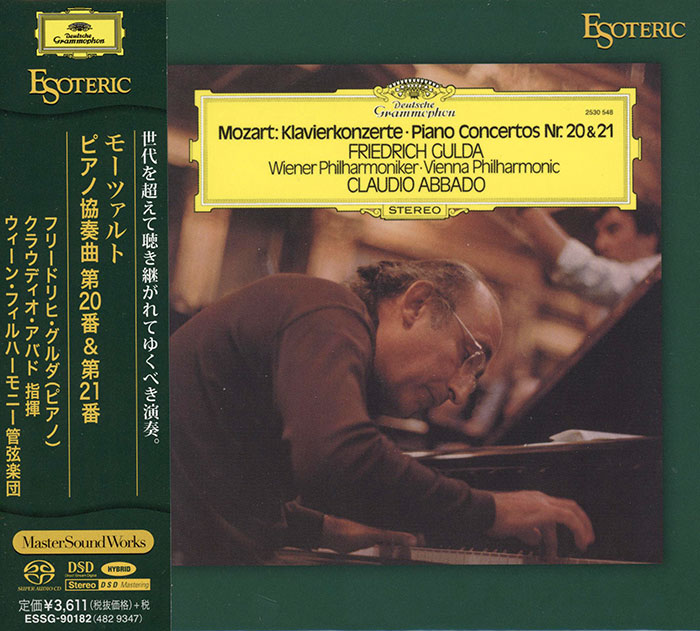 Concerto for Piano and Orchestra No. 20 in D minor, K. 466 image