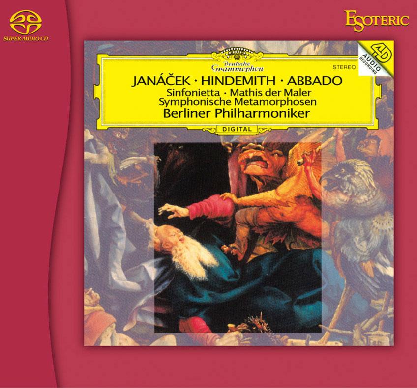 Sinfonietta / Mathis der Maler / Symphonische Metamorphosen
