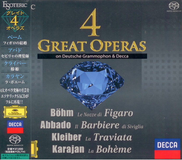 4 Great Operas