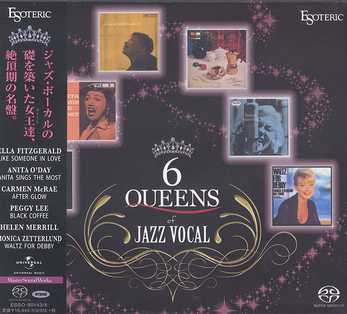 6 Queens - Jazz Vocals