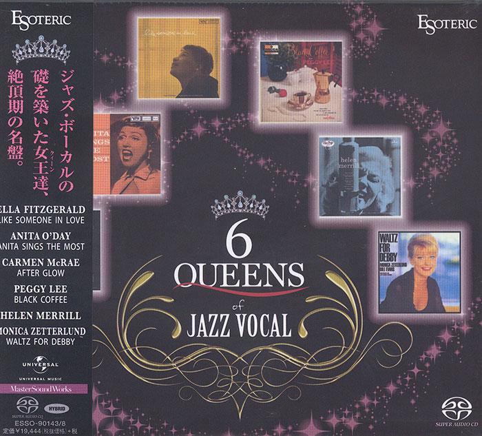 6 Queens - Jazz Vocals