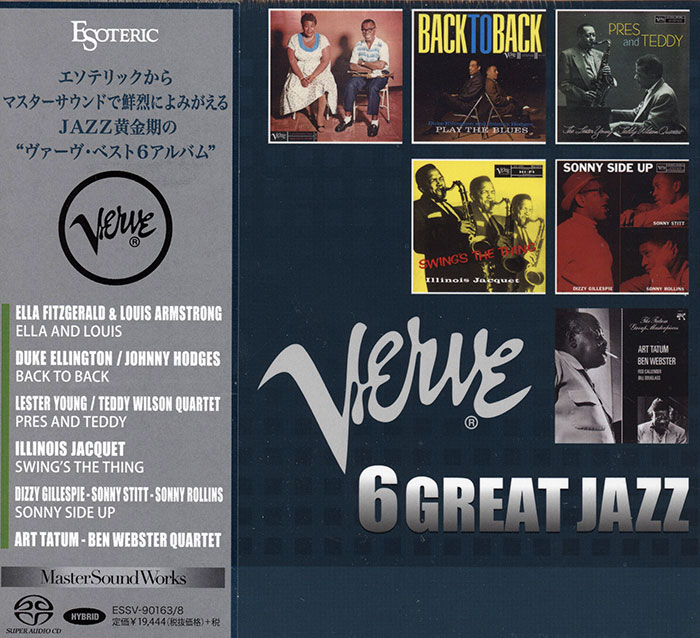 6 Great Jazz