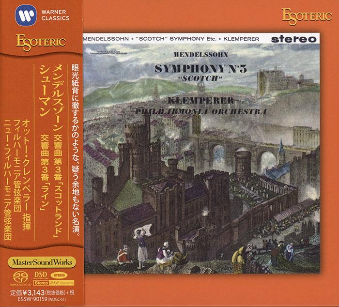 Symphony No. 3 in A minor, Op. 56 'Scotch' / Symphony No.3 in E flat major, Op. 97'Rhenish'