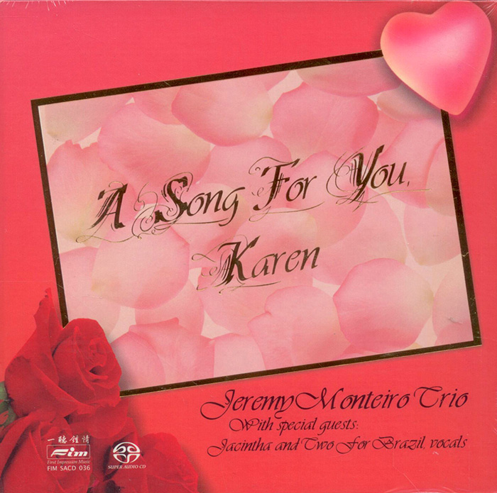 A Song For You, Karen