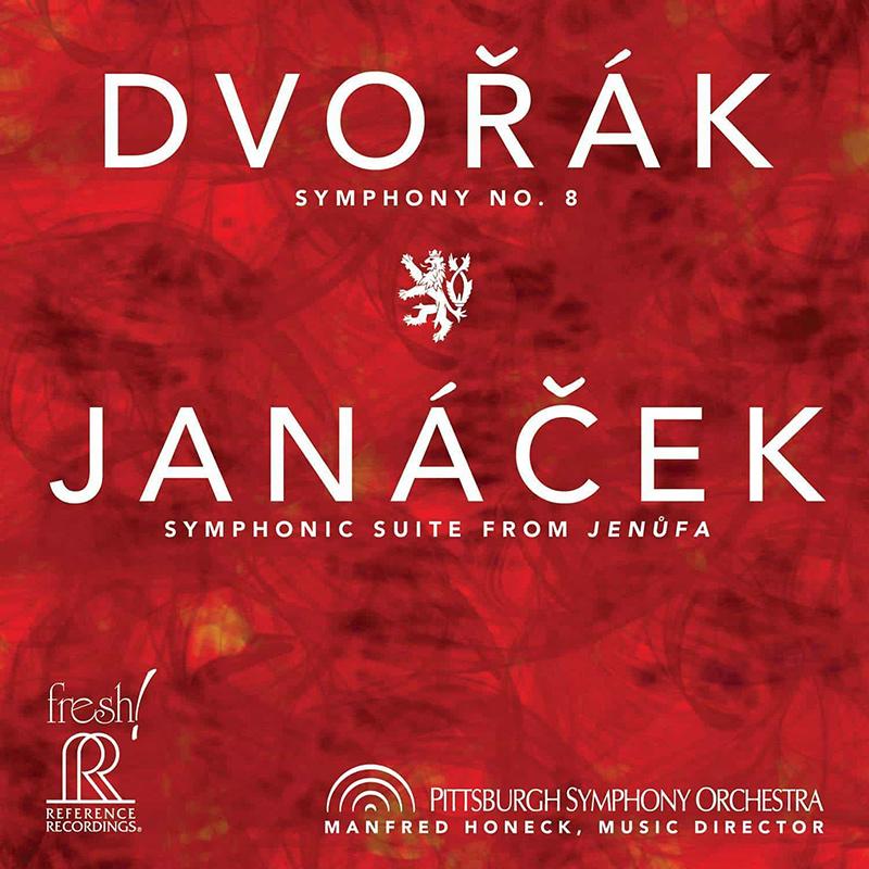 Symphony No. 8 / Symphonic Suite from Jenufa