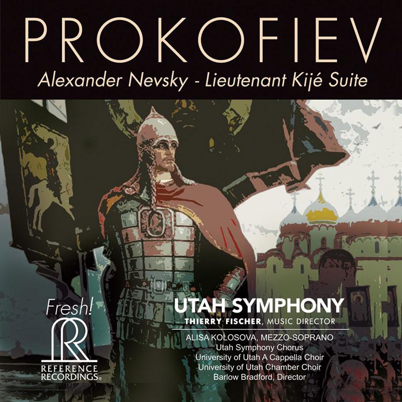 Alexander Nevsky / Lieutenant Kije Suite