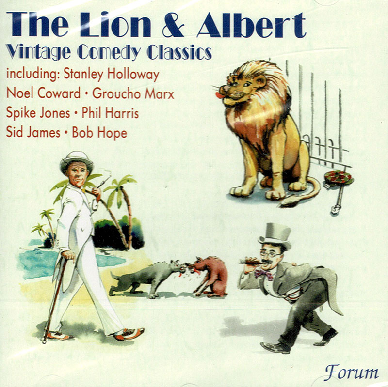 The Lion & Albert - Vintage Comedy Classic