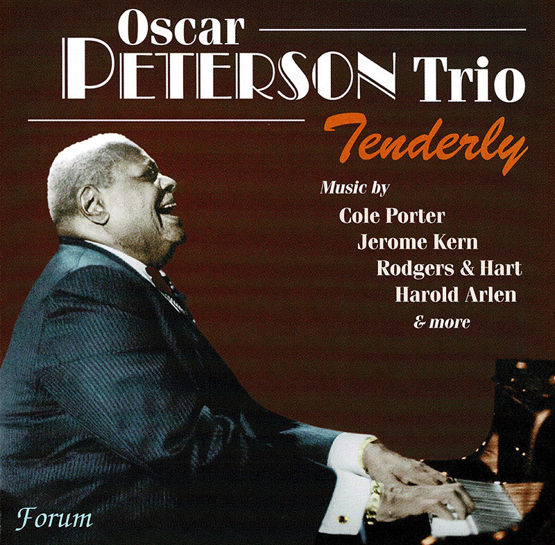 Tenderly: Music by Cole Porter, Jerome Kern, Rodgers & Hart, and more image