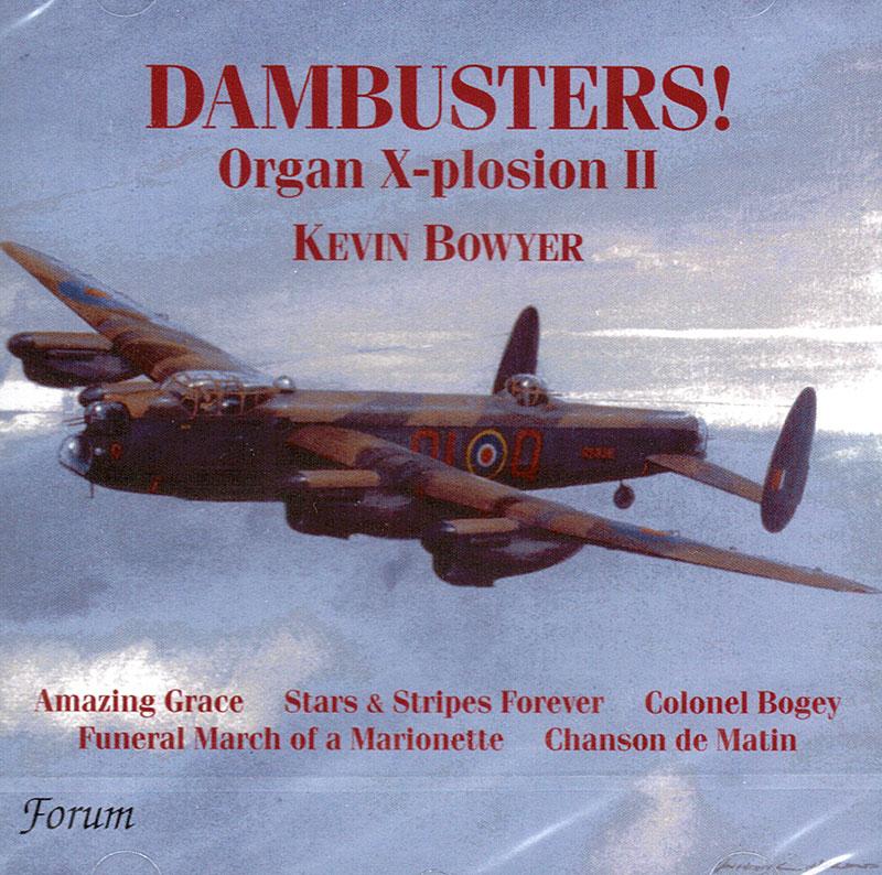 Dambusters! Organ X-Plosion Ii