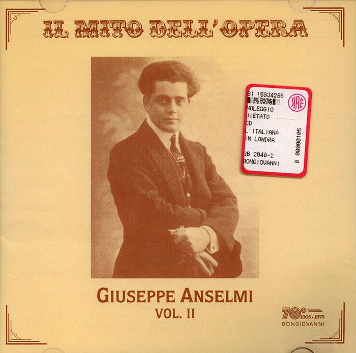 Giuseppe Anselmi - Vol. 2