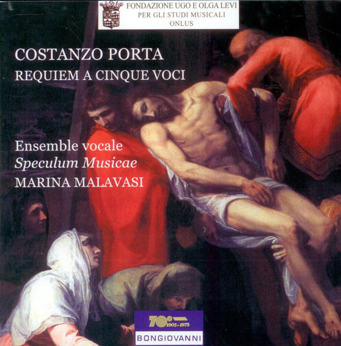 Requiem a cinque voci
