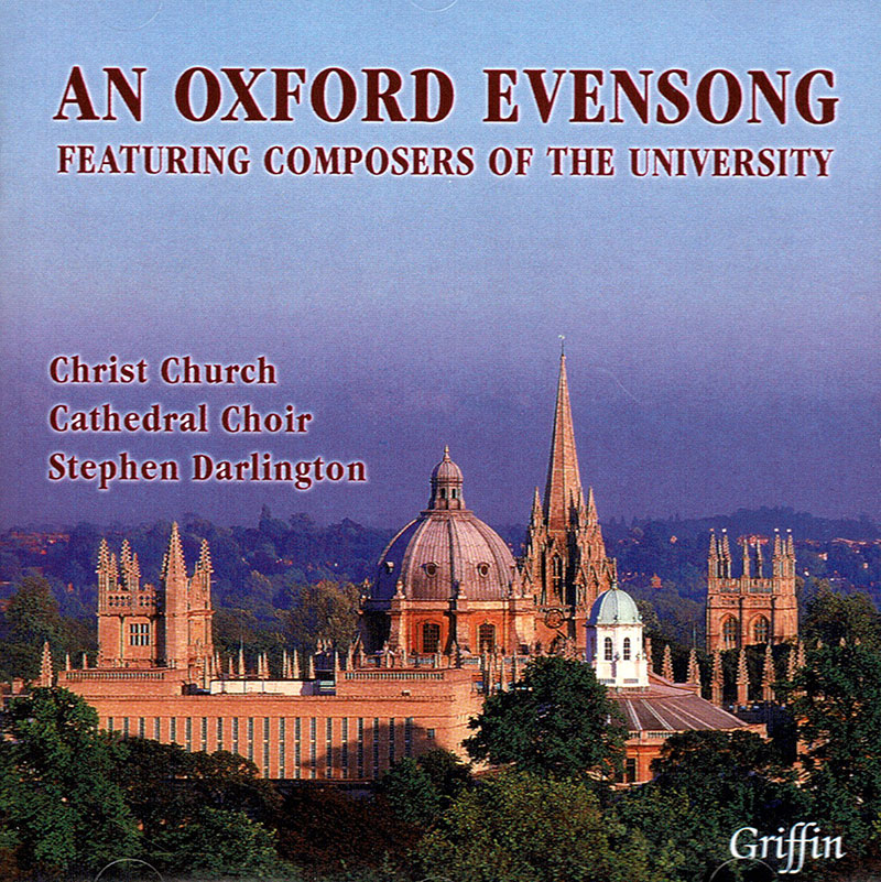 An Oxford Evensong