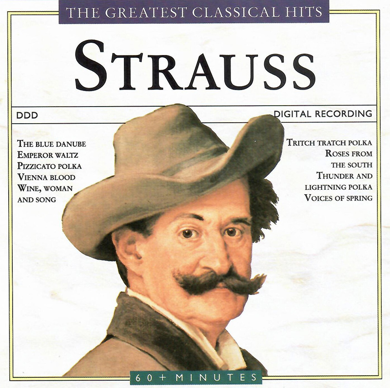 Styrauss - Greatest Classical Hits