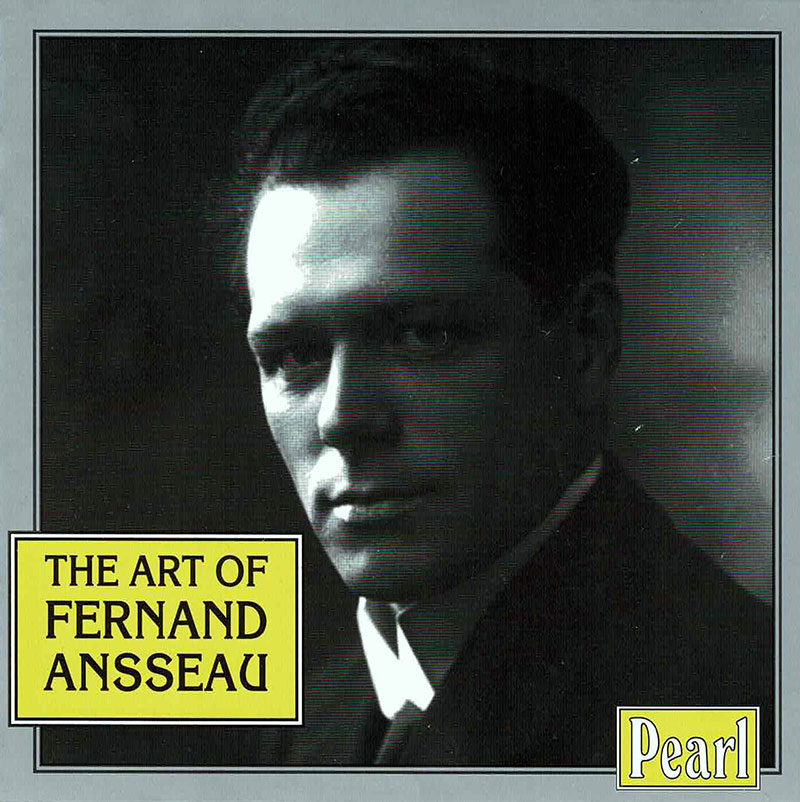 The Art of Fernand Ansseau