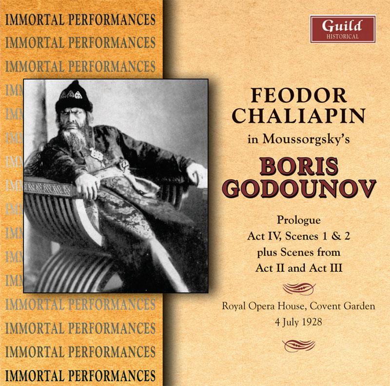Boris Godounov - 1928 - Covent Garden