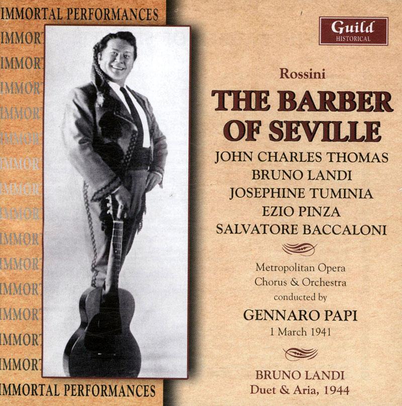 Il Barber of Seville