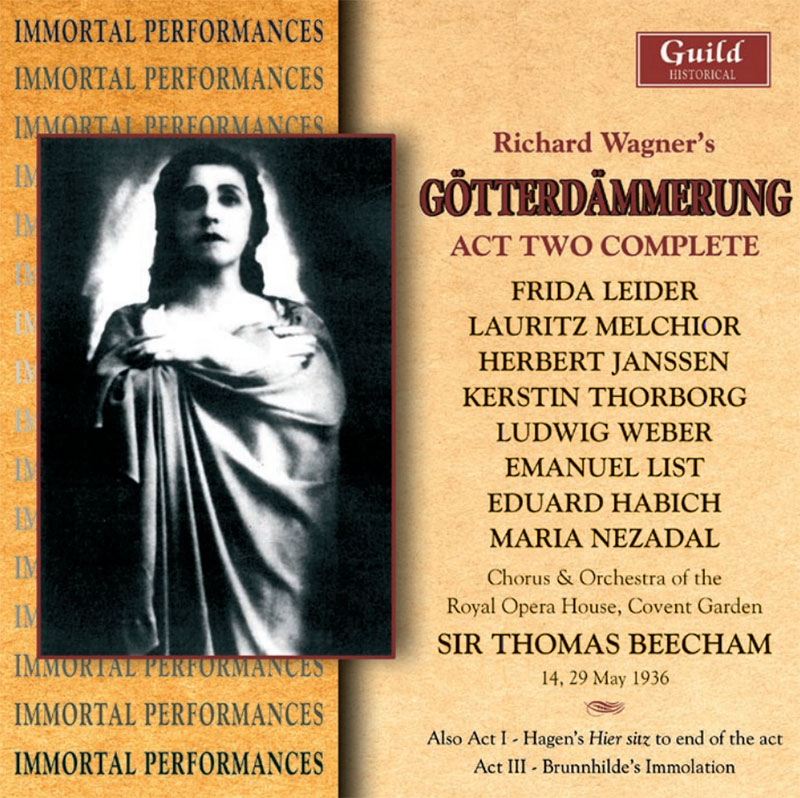 Gotterdammerung - Act Two Complete