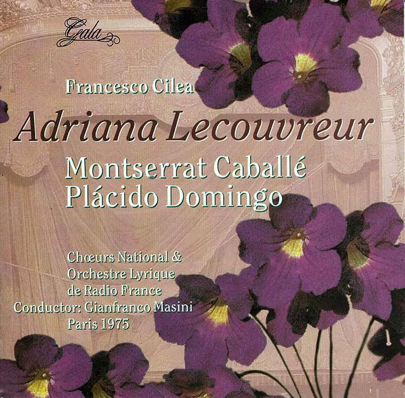 Adriana Lecouvreur image