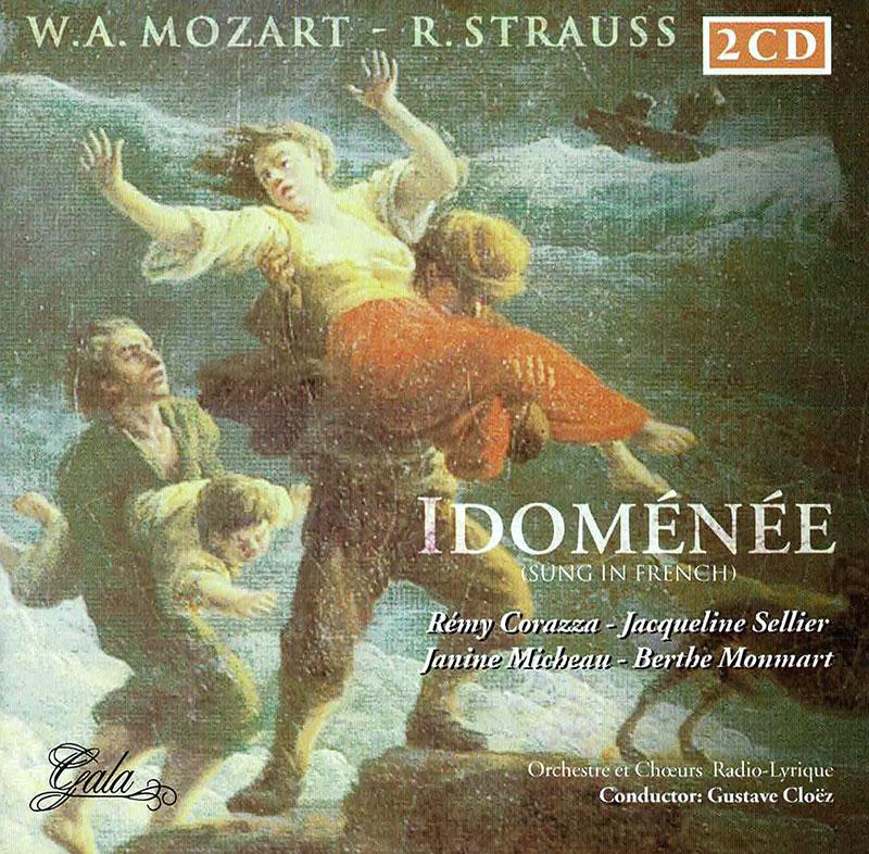 Idomenee (sung in French)