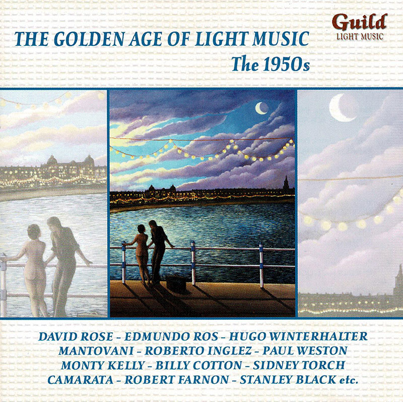 The Golden Age of Light Music The 1950s image
