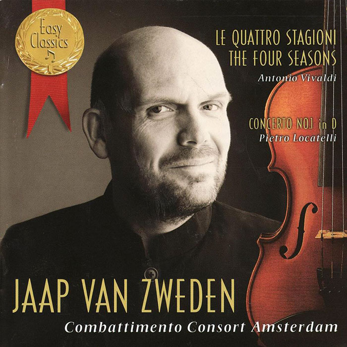The Four Seasons / Violin Concerto #1 In D