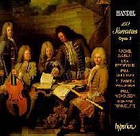 20 Sonatas 'Opus 1'
