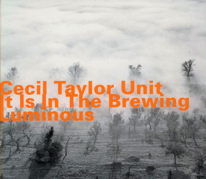 It Is in the Brewing Luminous