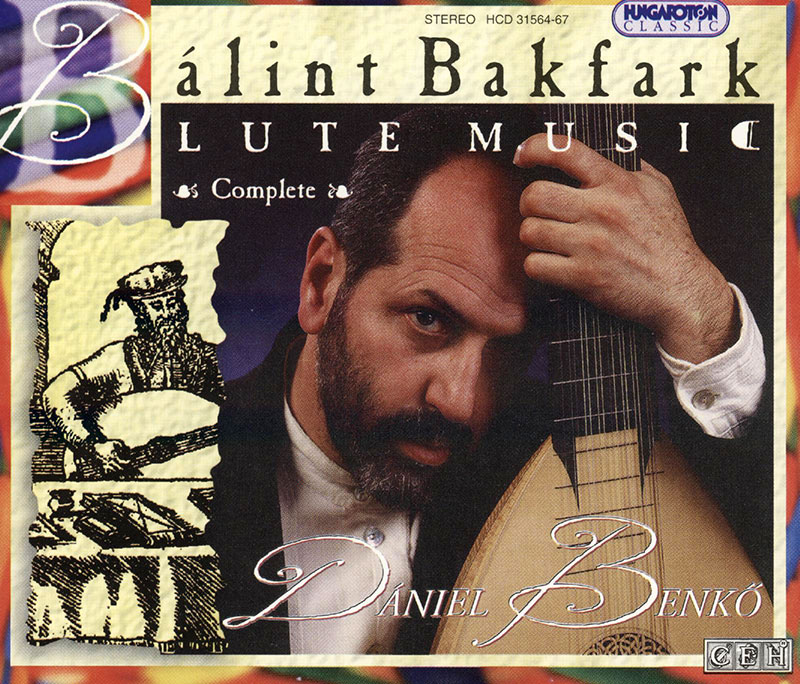 Lute Music - Complete image