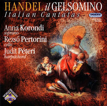 IL GELSOMINO - Italian Cantatas