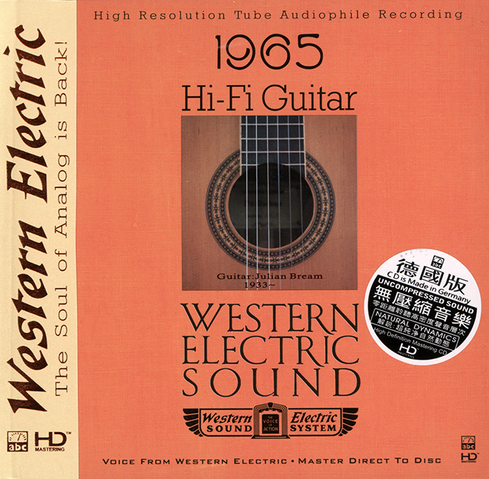 Western Electric Sound — 1965 Hi-Fi Guitar